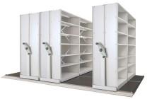 Probe mobile shelving