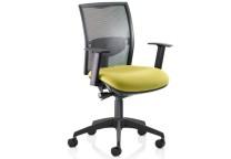 OCee Design Fresh mesh back chair
