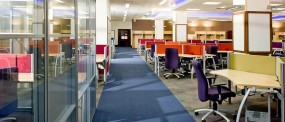 Cooperative Financial Services: Design, refurbishment and complete fit out