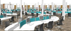 Vertex: Call centre planning, design and interior solutions