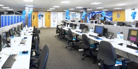 Coulter creates brand-centric office for Beko