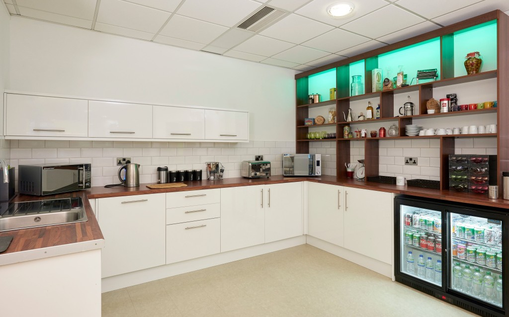 Ingredion kitchen